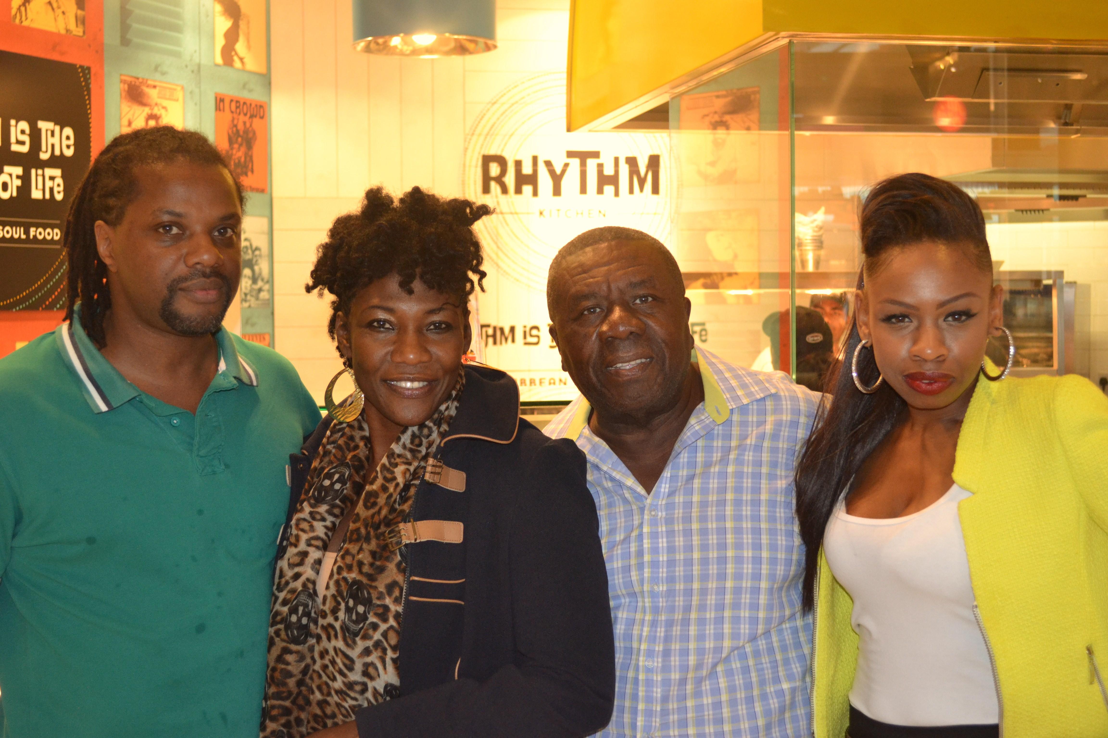Rhythm Kitchen Westfield Menu