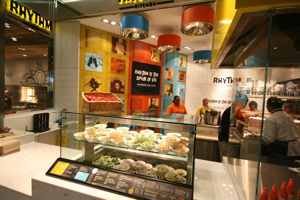 Rhythm Kitchen Stratford Menu