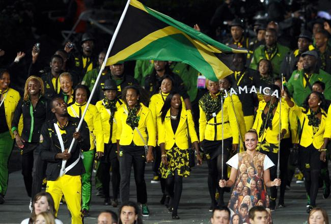Jamaica Leads Olympics 2012 Fashion Games (1/6)