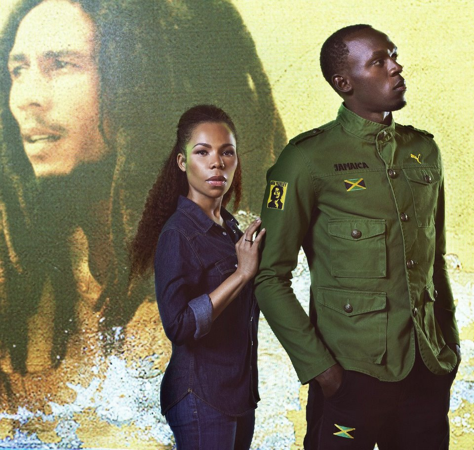 Jamaica Leads Olympics 2012 Fashion Games (3/6)