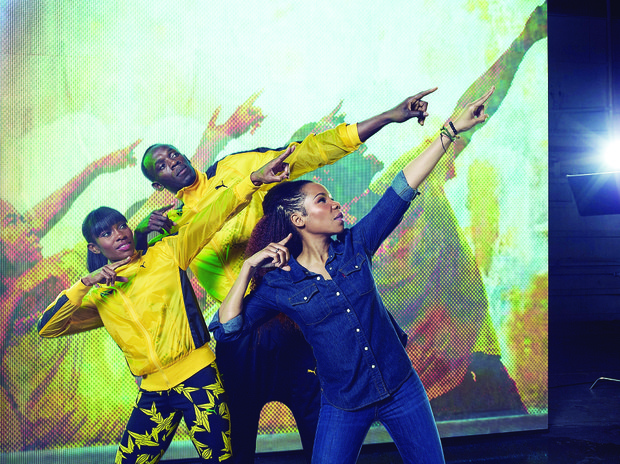 Jamaica Leads Olympics 2012 Fashion Games (5/6)